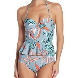 NWT Nicole Miller Bikini Top